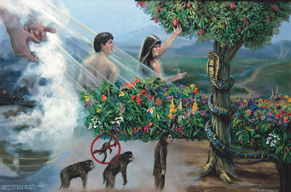 god made adam and eve not The bible story of adam and eve and the garden of eden  adam was the first  man that god created, and he was very special he was created in the image of  god  adam was all alone in the garden with no one to help him so, god put.